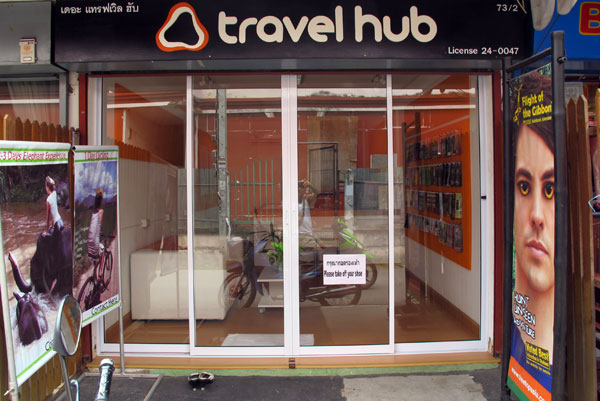 travel hub (Kampeangdin Rd) - Closed @this location
