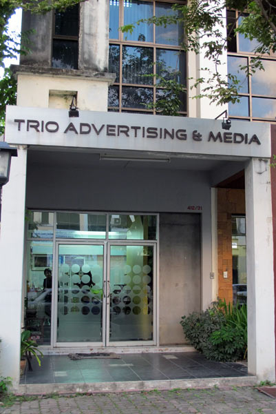 Trio Advertising & Media @Chiang Mai Land