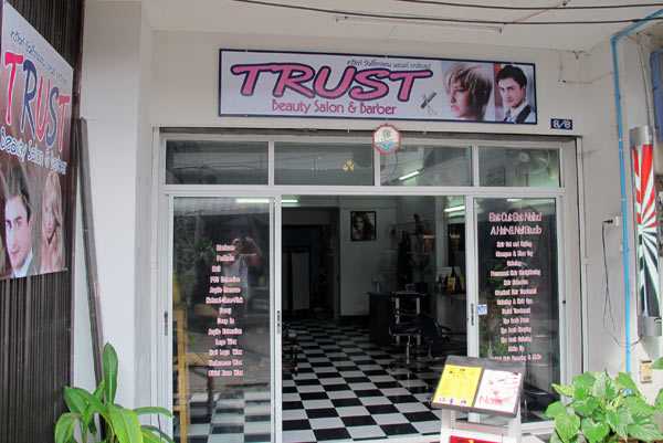 Trust Beauty Salon & Barber