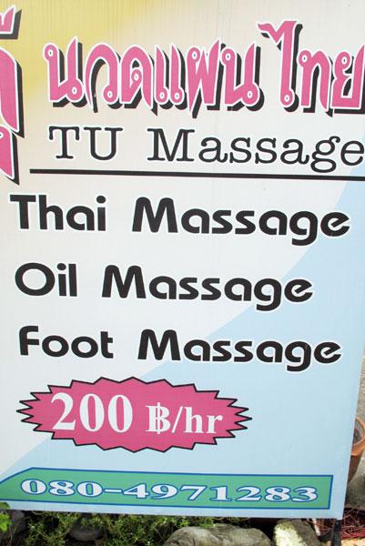Tu Massage