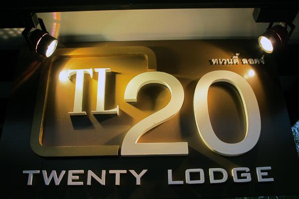 Twenty Lodge