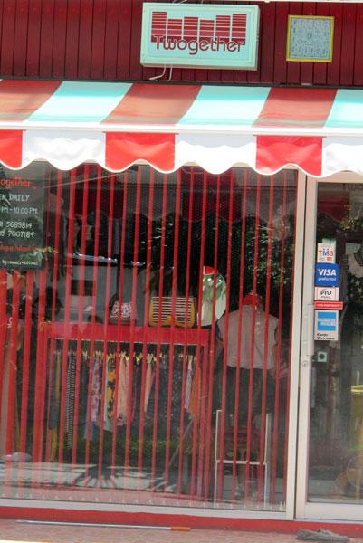Twogether clothes shop