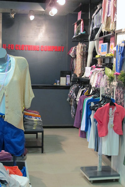 U-FO Clothing Company @Central Airport Plaza