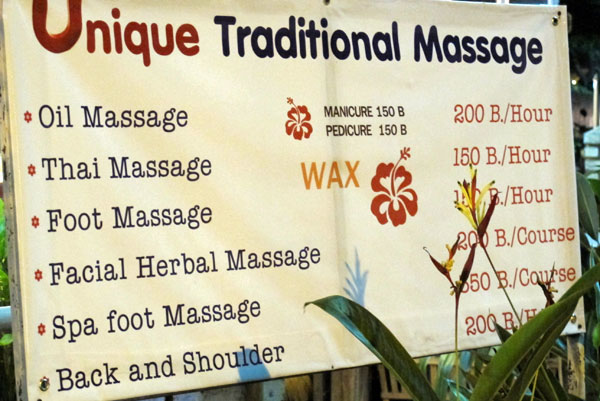 Unique Traditional Massage
