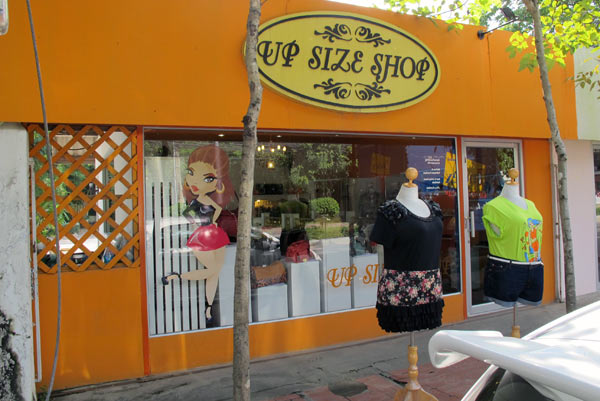 Up Size Shop