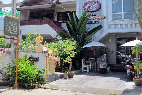 Urban Spa Thailand