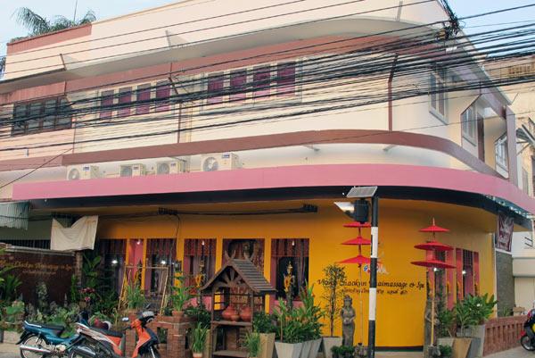 Viang Chaokun Thai Massage