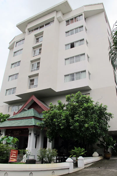 Viangbua Mansion Serviced Apartment