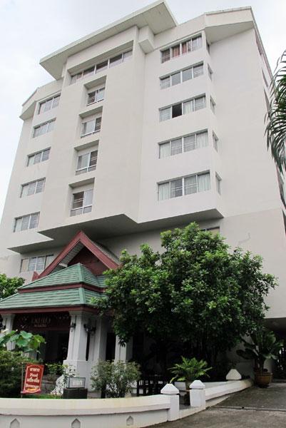 Viangbua Mansion Serviced Apartment
