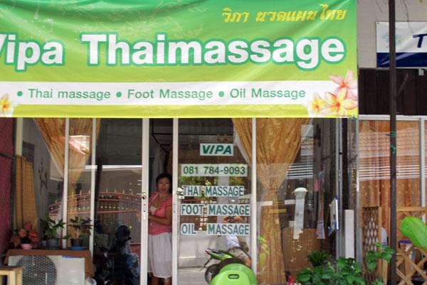 Vipa Thai Massage