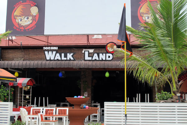 Walk Land @Santitham Plaza