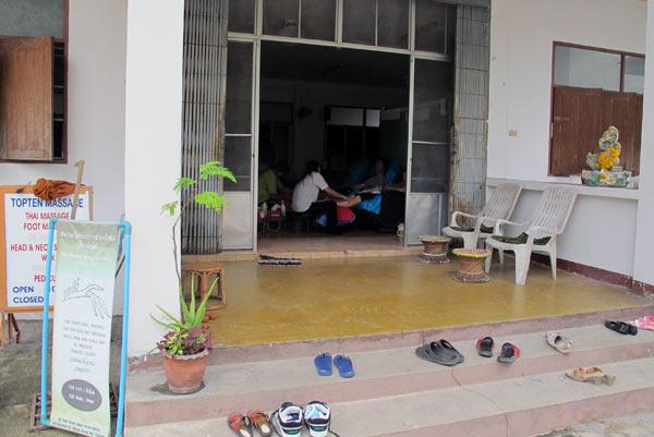 Wat Si Goet Massage School