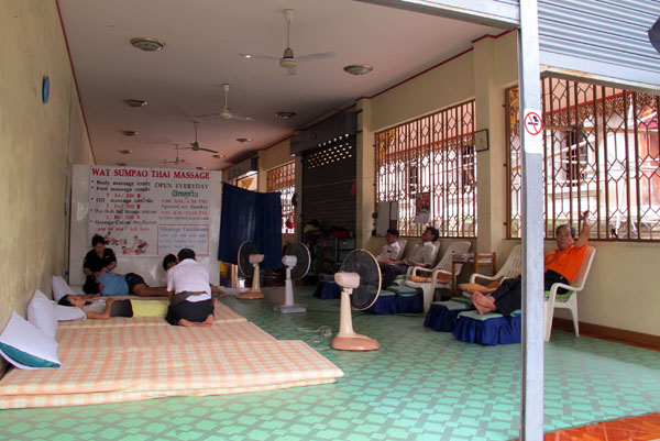 Wat Sumpao Thai Massage