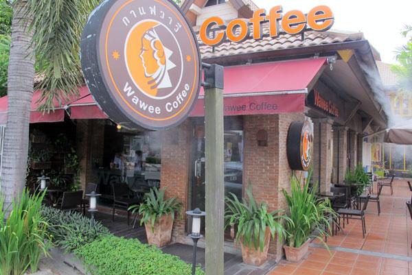Wawee Coffee @Nimman Promenade