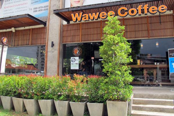 Wawee Coffee (Nimmanhemin Soi 6)
