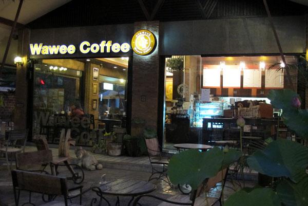 Wawee Coffee (Rachadamnoen)
