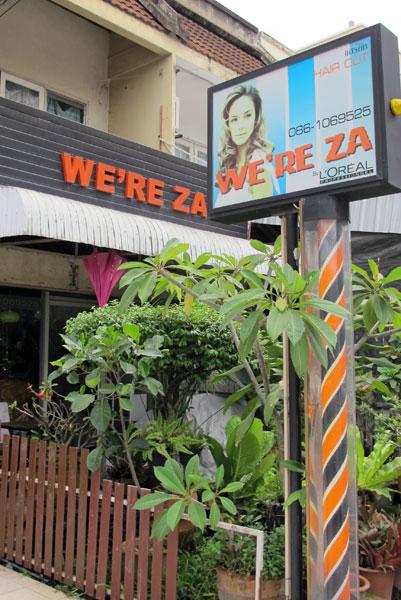 We're Za