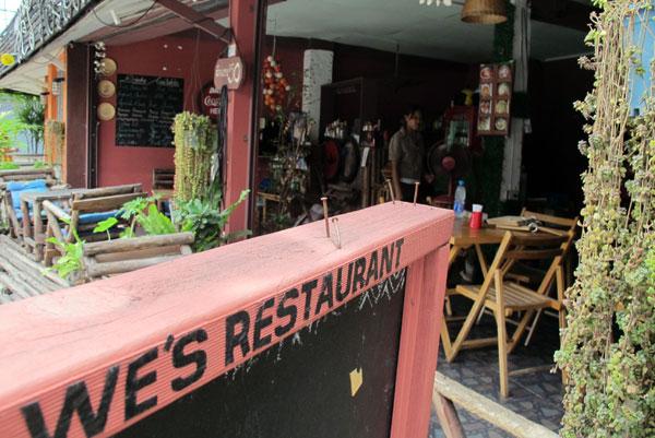 We's Restaurant