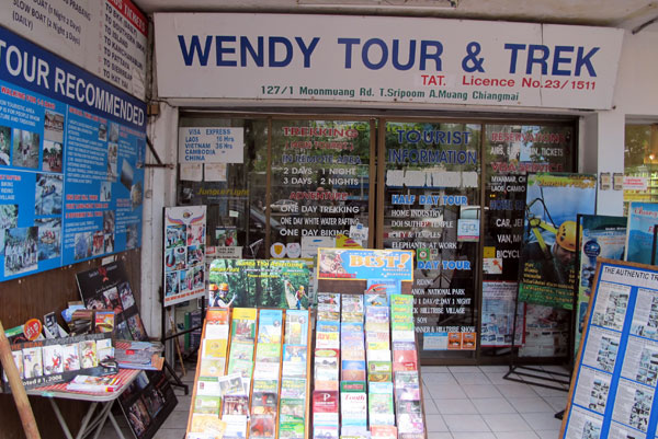 Wendy Tour & Trek