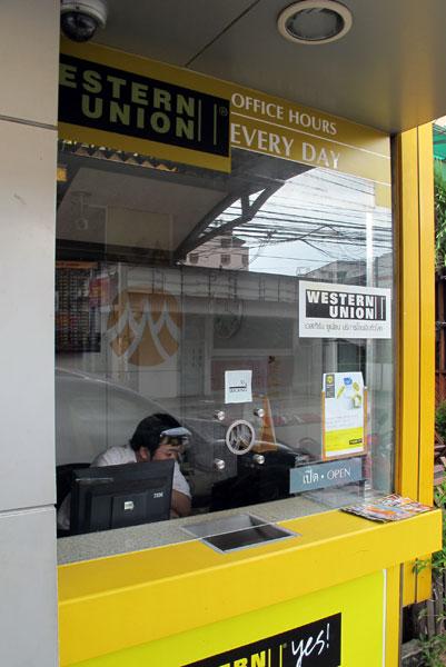 Western Union (Loi Kroh Rd)