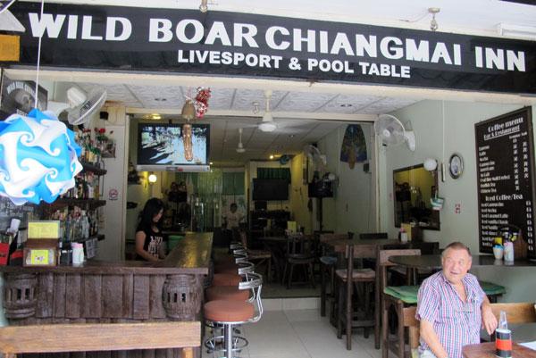 Wild Boar Chiangmai Inn