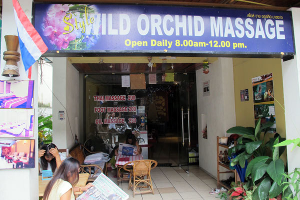 Wild Orchid Massage