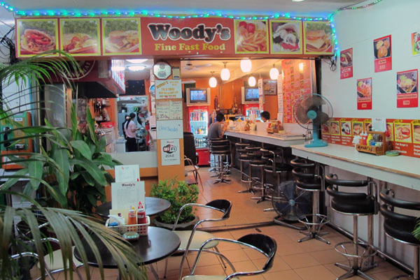 Woody's Fast Food