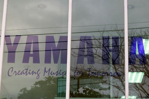 Yamaha (Creating Music for Tomorrow)