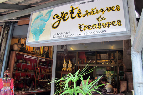 Yeti Antiques & Treasures