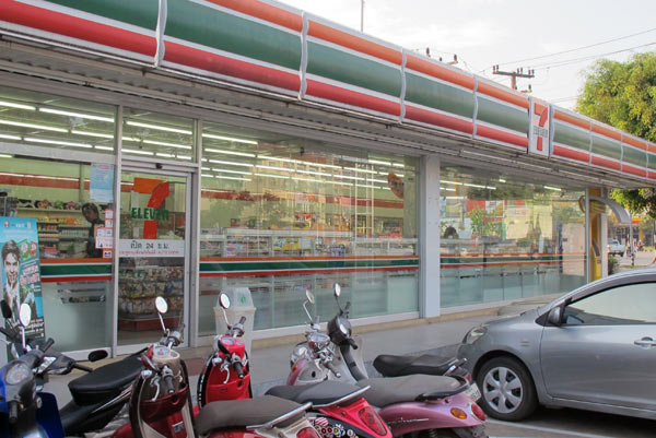 7 Eleven @PTT Gas Station (Branch 2, Superhighway Chiangmai-Lampang Rd)