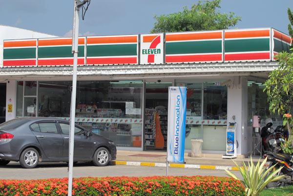 7 Eleven @PTT Gas Station (Chiang Rai 2 Rd)