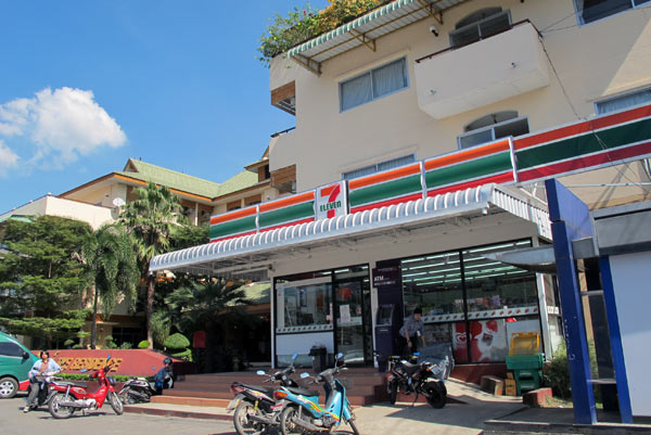 7 Eleven @The Residence