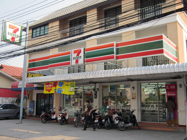 7 Eleven (Ched Yot-Chang Khian Rd)