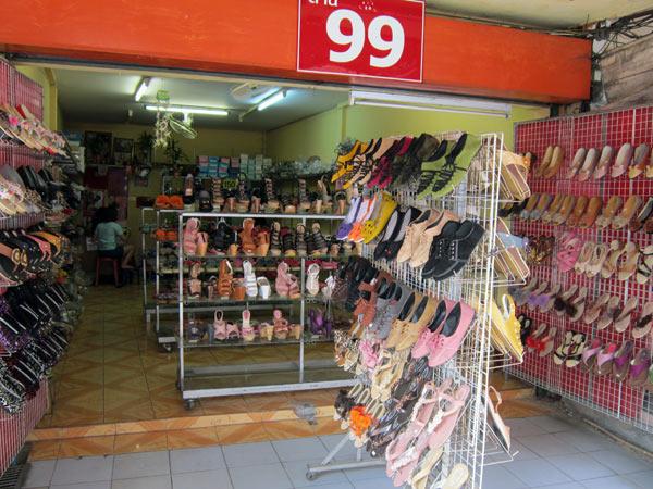 99 (Shoes Shop)