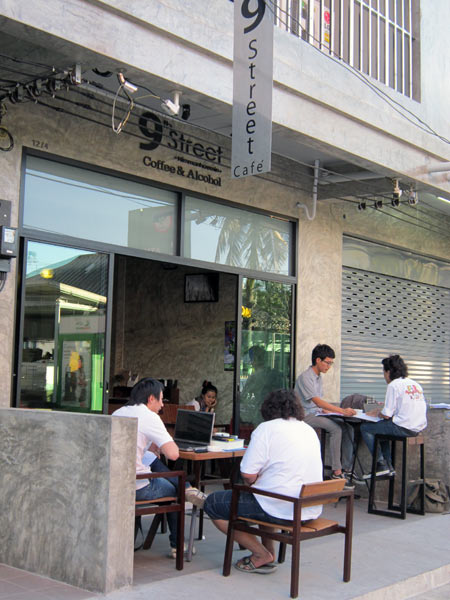 9th Street Cafe