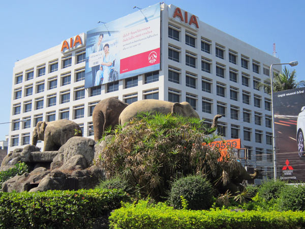 AIA: American International Assurance Co., Ltd.