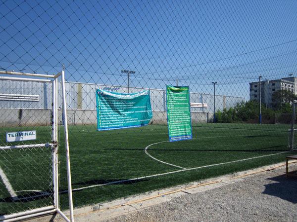 Airport Futsal (Hang Dong Rd)