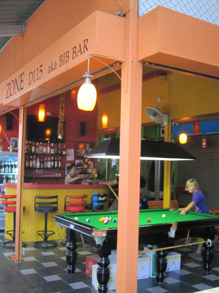 aka Bib Bar @Kalare Night Bazaar