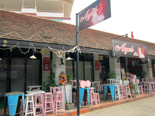 Angels Bar @Santitham Plaza