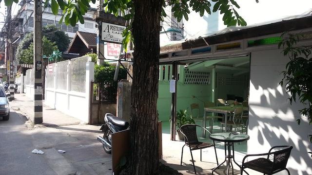 Apostrophe Cafe