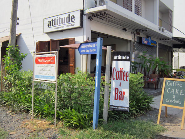 Attitude Community Coffee Bar