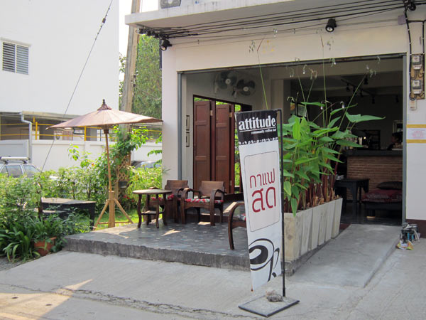 Attitude Community Coffee Bar