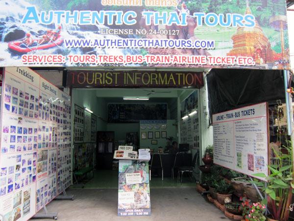 Authentic Thai Tours
