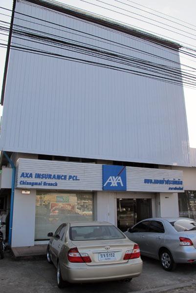 Axa Insurance PCL Chiang Mai Branch