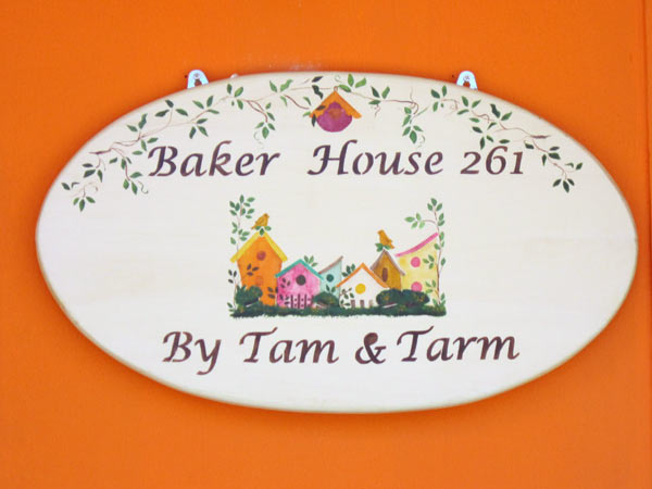 Baker House 261 By Tam & Tarm