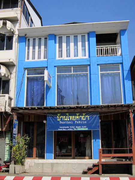 Banthai Fabric