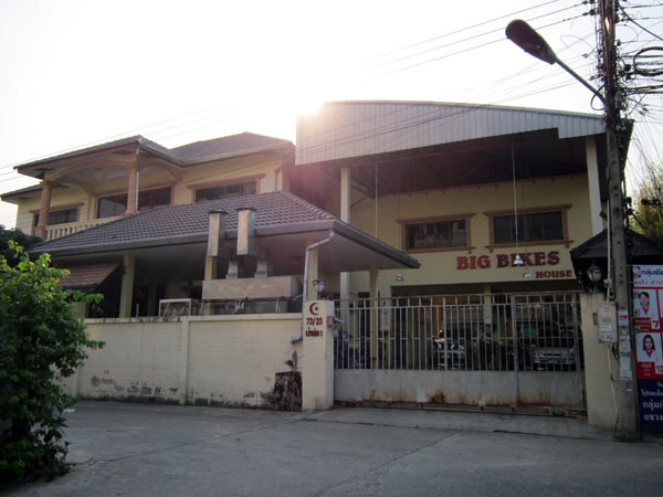 Big Bikes House