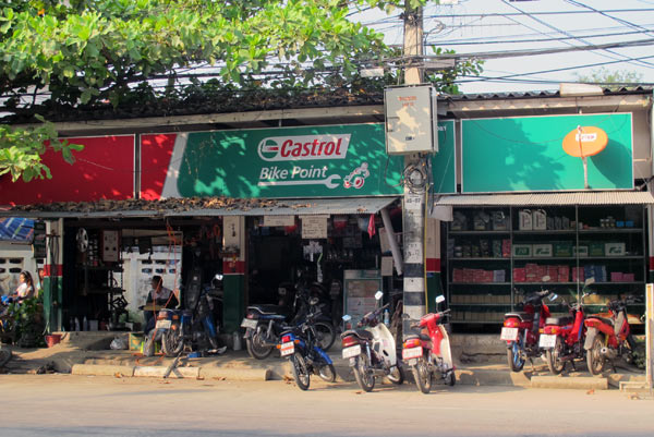 Castrol Bike Point (Chang Klan Rd)