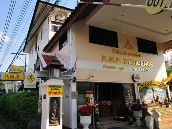 B.M.P. Resident