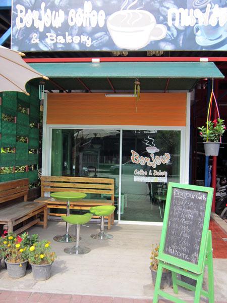 Bonjour Coffee & Bakery